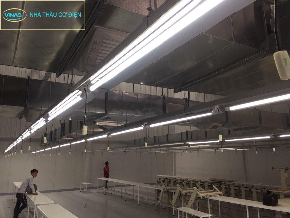 lắp đặt điện nhà xưởng Đồng Nai